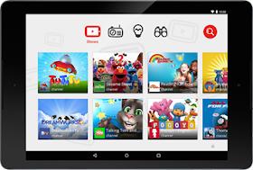 Google introduced YouTube kids App in Nigeria