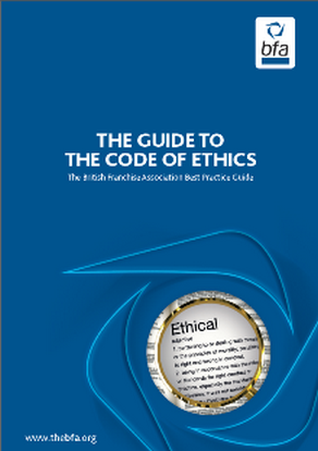 FRANCHISING CODE OF ETHICS
