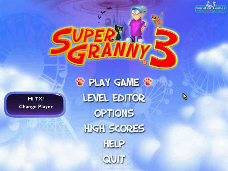 Super Granny Full Version Free 119