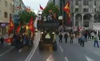 ΕΚΤΑΚΤΟ: Χάος στα Σκόπια: Διαδηλωτές κατέλαβαν το Κοινοβούλιο- Χτύπησαν τον Ζόραν Ζάεφ