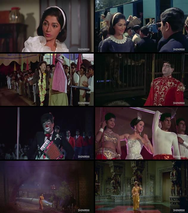 Mera Naam Joker 1970 Hindi 480p HDRip