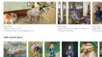 Cercare opere d'arte e vederle online