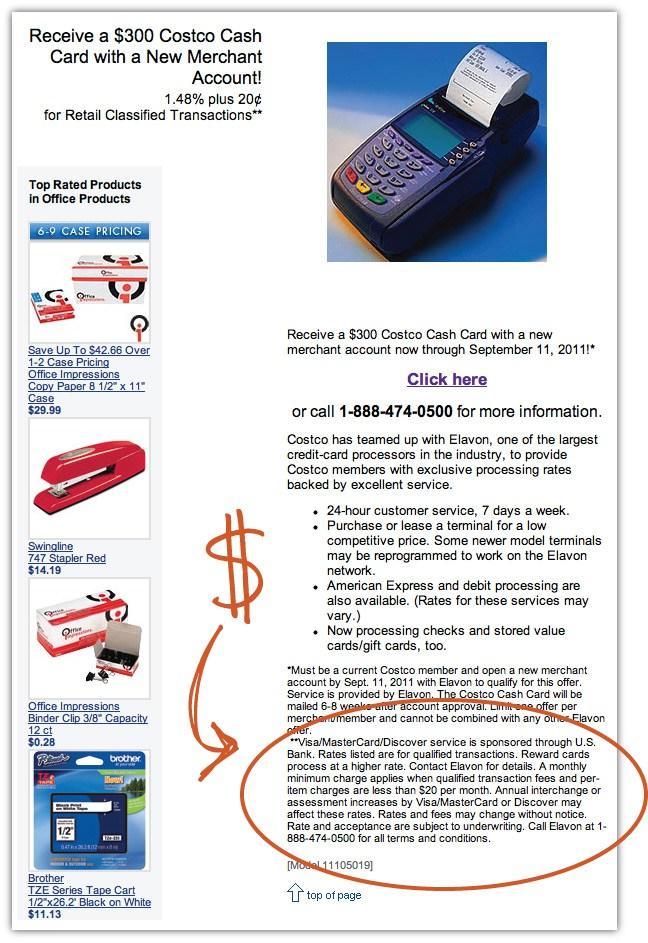 Costco Costco Credit Card Processing Credit Information Center