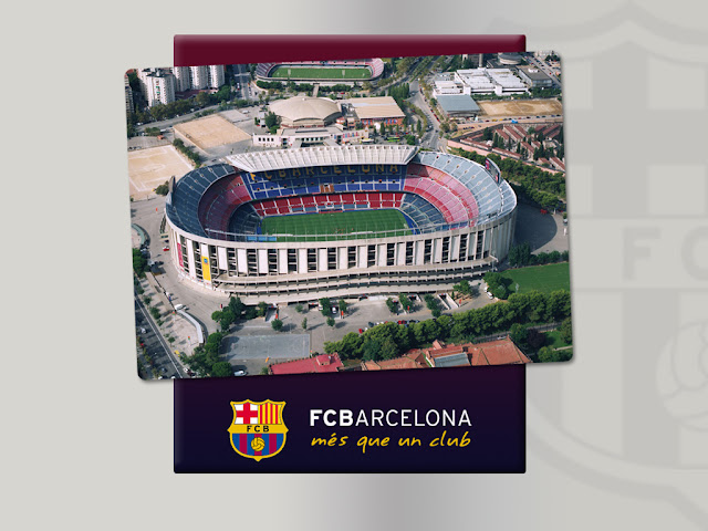 desktop wallpapers 1024x768 free download sport stadium camp nou barcelona