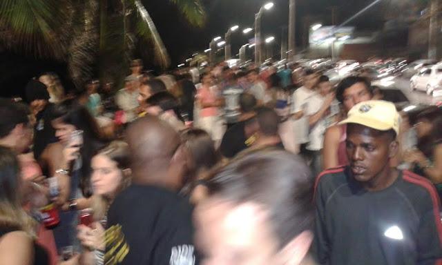 Barulho noturno na Rua da Paciência está ficando insustentável para os moradores
