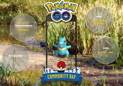 Pokemon Go Community Day January