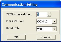 Communication between Delta HMI and PC | PLC, PLC LADDER, PLC EBOOK