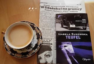 """Wiem, co się wydarzyło na molo w Glettkau. Recenzja powieści """"Teufel"""" Izabeli Żukowskiej."""