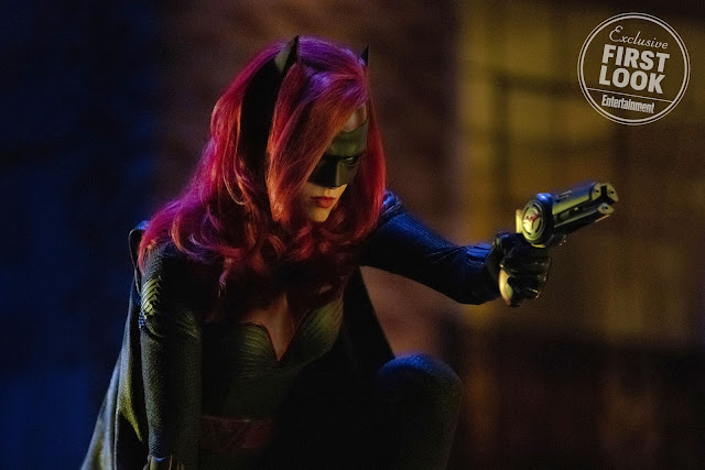 Ruby Rose as Batwoman in Elseworlds