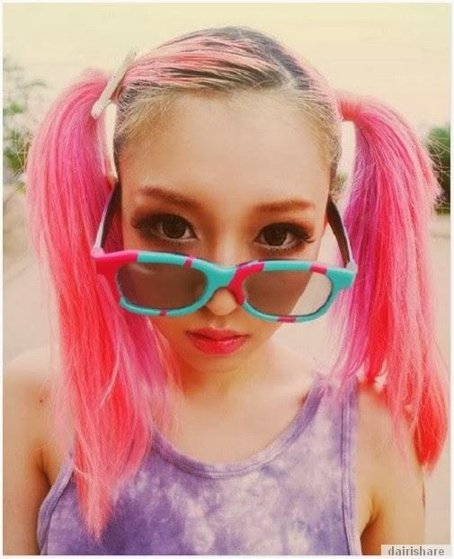 gadis cantik serba pink terkenal di jepun edisi akhir zaman