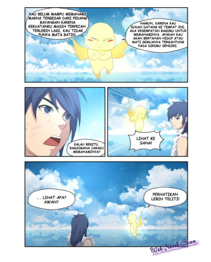 Heaven Defying Sword Bahasa Indonesia Chapter 30