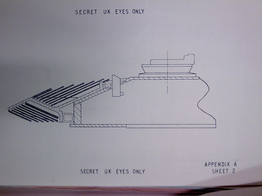 Below The Turret Ring Early M1 Abrams Composite Armor Merkava Tank Schematic Burlington Array For British Chieftain Mk 5 2 Mbt