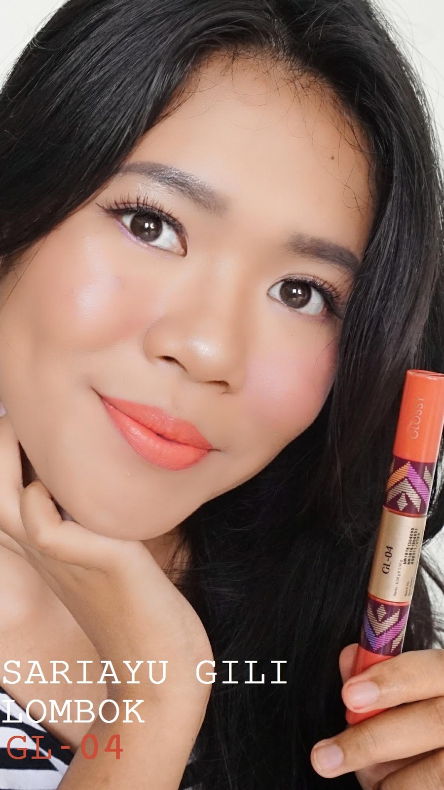 Sariayu Gili Lombok Duo Lip Color Review Dessy Dyl Trend 16 K 10 Gl 04