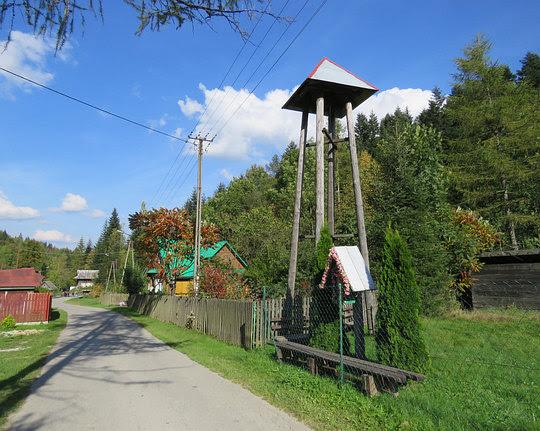 Zawoja Czatoża. Dzwonnica loretańska.
