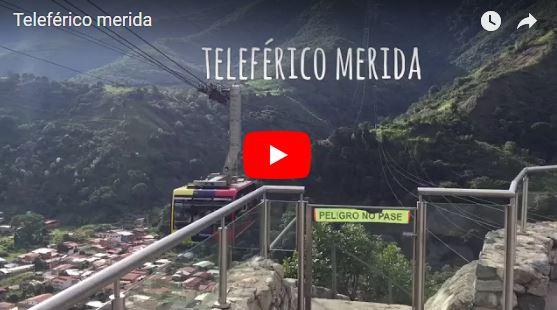 Reparan el teleférico de Mérida pero la gente teme utilizarlo
