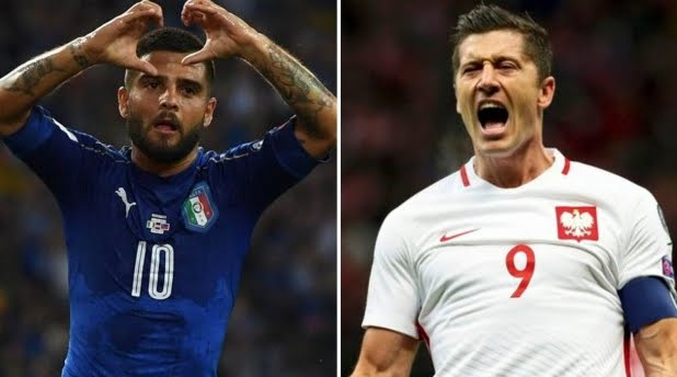 Dove Vedere ITALIA-POLONIA Streaming Diretta Online | Calcio Nations League