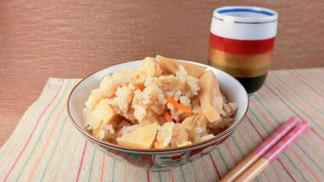 簡単で美味しい!失敗しないたけのこの炊き込みご飯レシピ・作り方