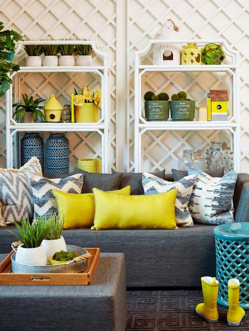 Exotic Decor Ideas At HomeSense Pearls & Caramel