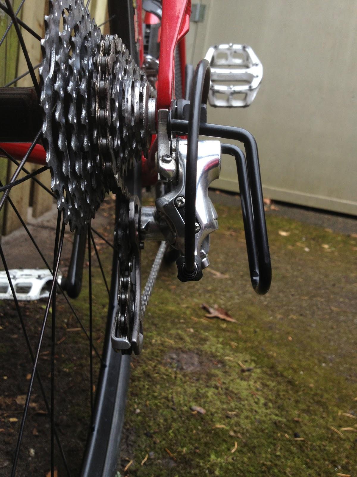 BIKEFX: BEST BICYCLE ACCESSORY: Rear Derailleur Hanger