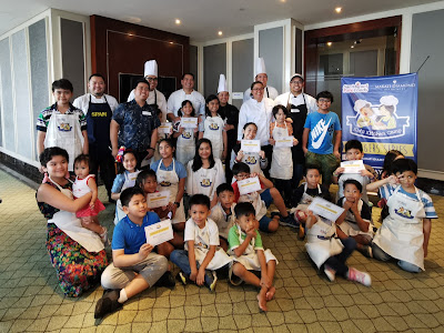 SMPF Kids Kitchen Camp: Bloggers' Series