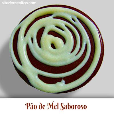 Pão de Mel Saboroso