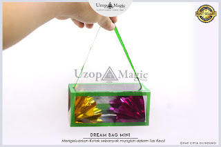 Jual alat sulap Dream Bag Mini - Uzop MagicShop