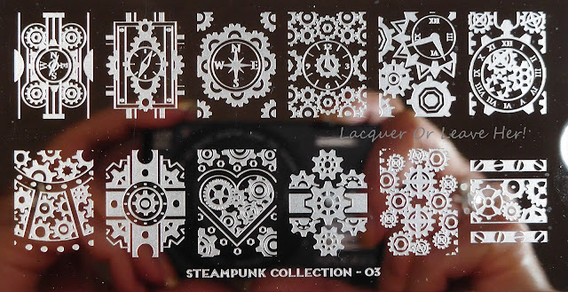 MoYou London Steampunk Collection 03