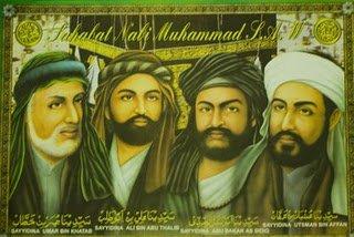 Abu Bakar Ash Shiddiq Radhiallahu'anhu