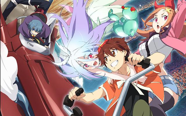 Download OST Opening Ending Anime Comet Lucifer Full Version