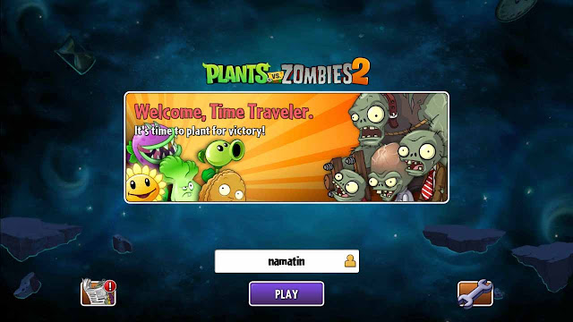 mod plants vs zombie 2 android tanpa root