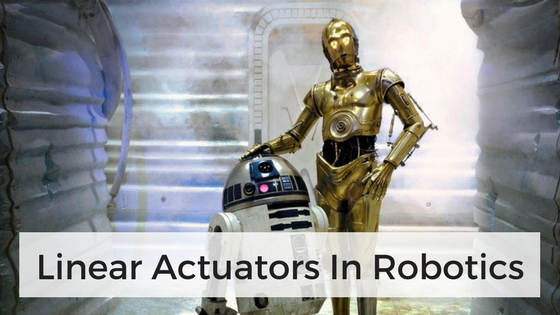 linear actuators in robotics