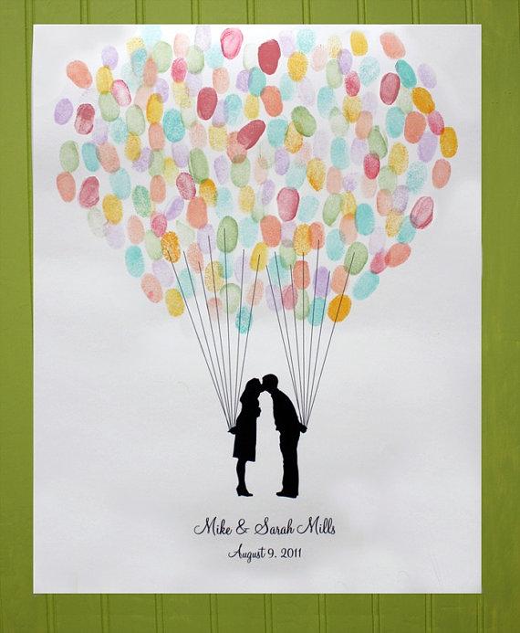 Fun Wedding Guest Book Ideas: La-La Linh: Wedding Wednesday: Fun Guest Book Ideas