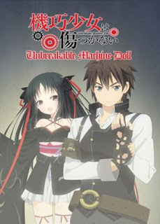 Machine-Doll wa Kizutsukanai - Anime action terbaik Fall 2013
