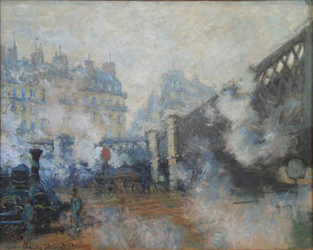 Monet et la Gare Saint Lazare 5%2BLe%2BPont%2Bde%2Bl%2527Europe%252C%2Bgare%2BSaint-Lazare%2BClaude%2BMonet%2B1877