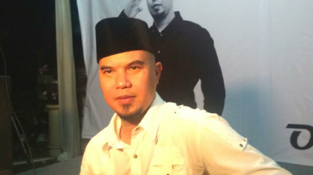 Ahmad Dhani Tersangka, Upaya Gembosi Reuni Akbar Alumni 212 di Monas