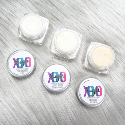xoxo sugar cosmetics - the beauty puff