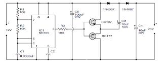 voltage doubler ne555