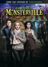 Watch R.L. Stine's Monsterville: The Cabinet of Souls Online Free in HD