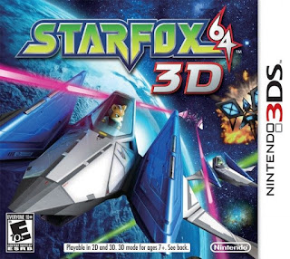 Download Star Fox 64 3D 3DS ROM