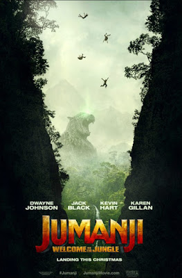 Jumanji 2 Latest Movie Poster