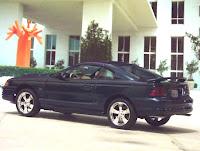 Mustang gt 95 revell monogram 1/25