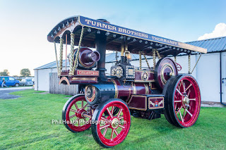 Lincoln Steam Rally August 2017
