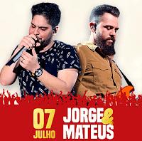 Festa Peão Itapecerica 2017 Cantores 07 Julho Jorge Mateus