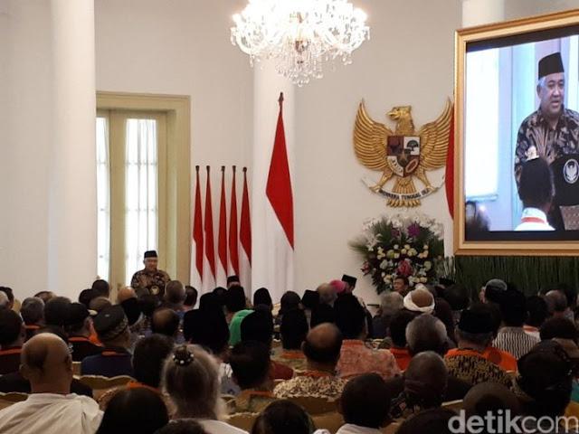 Din Syamsuddin: Kelompok yang Ingin Mengubah NKRI adalah Ancaman Serius