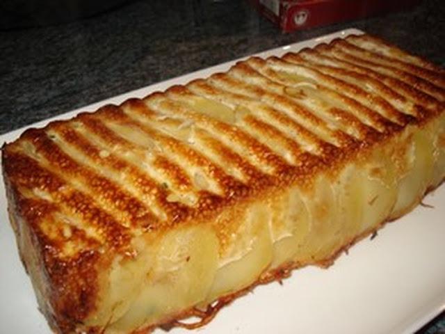 Gâteau aux pommes de terre (torta di patate)