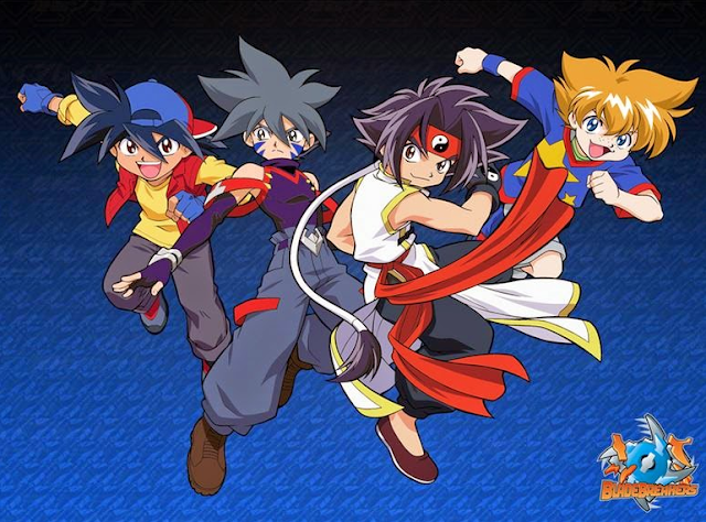 Beyblade V-Force [Season 2] HINDI Episodes