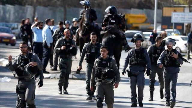 Informe: Labor de policía israelí fracasa en Cisjordania ocupada