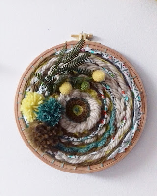 Fabriquer un tissage circulaire