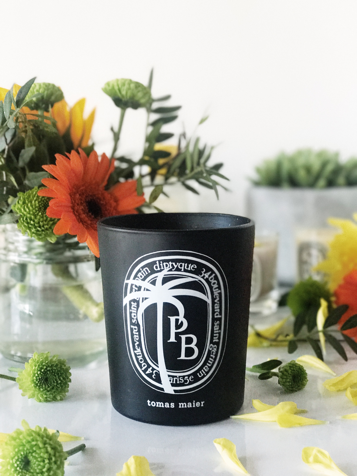 Diptyque Tomas Maier Palm Beach Candle Review