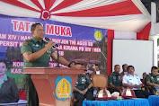 Pangdam XIV Hasanuddin Tatap Muka Dengan Pemerintah Dan Masyarakat Selayar